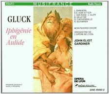 GLUCK, - IPHIGÉNIE EN AULIDE 2CD GARDINER