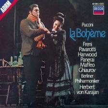 Puccini - LA BOHÉME 2CD KARAJAN
