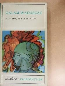 Eduard Sim - Galambvadászat [antikvár]
