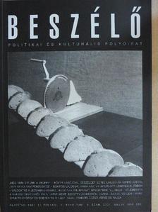 Csaba László - Beszélő 2001. május [antikvár]