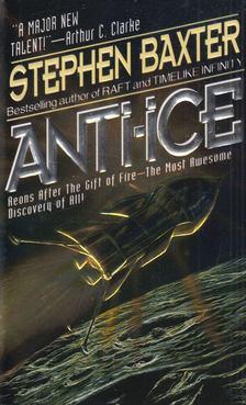 Stephen Baxter - Anti-Ice [antikvár]