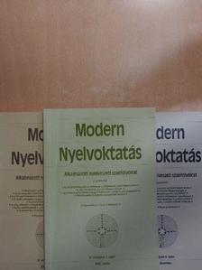 Balázs Géza - Modern Nyelvoktatás 2003/1-4.  [antikvár]