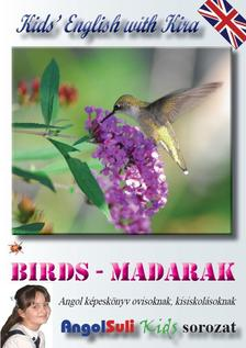 Németh Ervin - Kids' English with Kira - Birds - Madarak