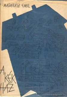 Madarász Emil - A kék ház [antikvár]