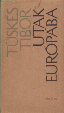 Tüskés Tibor - Utak Európába [antikvár]