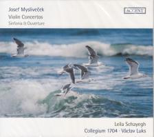 MYSLIVECEK - VIOLIN CONCERTOS, CD