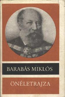 Banner Zoltán - Barabás Miklós önéletrajza [antikvár]