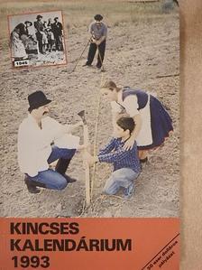 Dancs József - Kincses Kalendárium 1993 [antikvár]