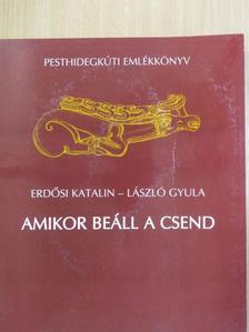 Csoóri Sándor - Amikor beáll a csend [antikvár]