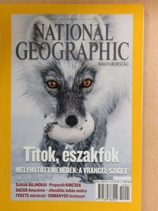 Chip Brown - National Geographic Magyarország 2014. január [antikvár]