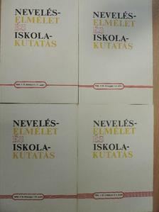 Benedek András - Neveléselmélet és iskolakutatás 1984/1-4. [antikvár]