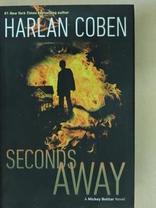 Harlan Coben - Seconds away [antikvár]
