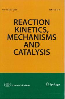 Fábián István - Reaction Kinetics, Mechanisms and Catalysis 110/2 [antikvár]