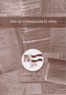 Takács László - 1956-os forradalom és Onga [antikvár]