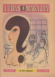 Földes György - Ludas Magazin 1978. 1. szám [antikvár]