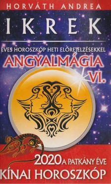 Horváth Andrea - Horoszkóp a 2020-as esztendőre - Ikrek [antikvár]