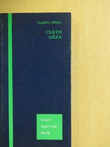 Szajbély Mihály - Csáth Géza [antikvár]