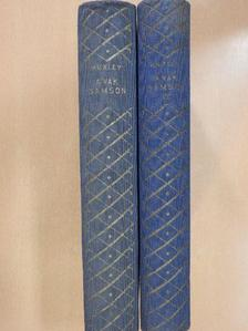 Aldous Huxley - A vak Sámson I-II. [antikvár]