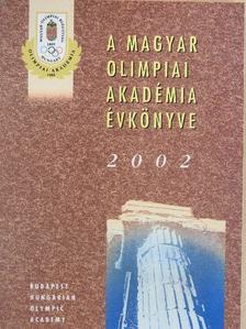 Dr. Frenkl Róbert - A Magyar Olimpiai Akadémia évkönyve 2002 [antikvár]