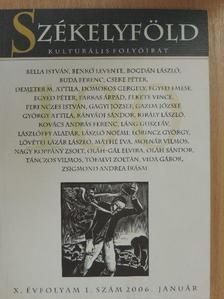Bella István - Székelyföld 2006. január [antikvár]