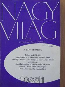 Anatolij Ribakov - Nagyvilág 1988. január [antikvár]