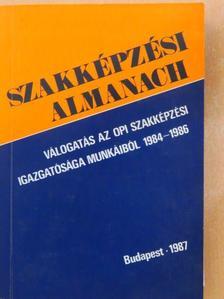 Benedek András - Szakképzési almanach [antikvár]