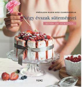 Bauer, Yvonne - Négy évszak süteményei