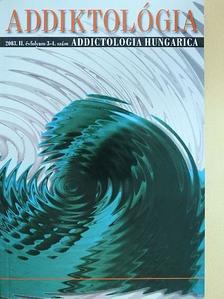 Christopher Wurm - Addiktológia 2003/3-4. [antikvár]