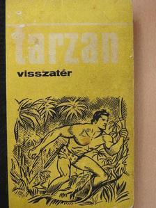 Edgar Rice Burroughs - Tarzan visszatér [antikvár]