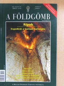Borzsák Sarolta - A Földgömb 2003. március-április [antikvár]