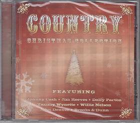 VÁL: - COUNTRY CHRISTMAS COLLECTION CD