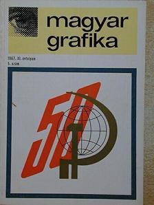 Dr. Gara Miklós - Magyar Grafika 1967/5. [antikvár]