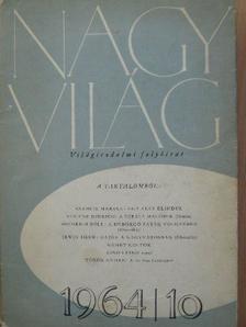 Alekszandr Gerskovics - Nagyvilág 1964. október [antikvár]