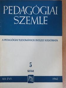 Dr. Bajkó Mátyás - Pedagógiai szemle 1962. május [antikvár]