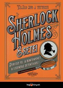 Tim Dedopulos - Sherlock Holmes esetei