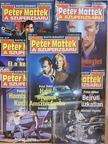 Peter Hebel - Peter Mattek, a szuperzsaru 1-6. [antikvár]