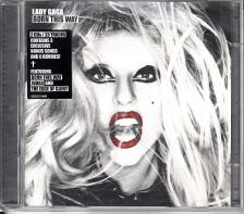 BORN THIS WAY CD LADY GAGA