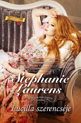 Stephanie Laurens - Lucilla szerencséje (Cynster-történetek 2.)