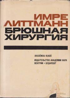 Littmann Imre - Hasi sebészet (orosz) [antikvár]