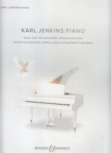 JENKINS - PIANO. MUSIC FROM THE ARMED MAN, ADIEMUS AND MORE