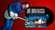 JOE BONAMASSA - LIVE AT THE SYDNEY OPERA HOUSE 2LP JOE BONAMASSA