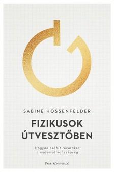 Hossenfelder, Sabine - Fizikusok útvesztőben [eKönyv: epub, mobi]