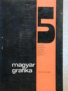 Dr. Gara Miklós - Magyar Grafika 1976/6. [antikvár]
