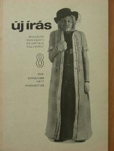 Bata Imre - Új Írás 1977. augusztus [antikvár]