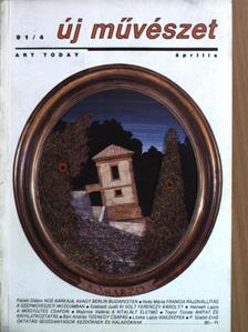 Bán András - Új Művészet 1991. április [antikvár]