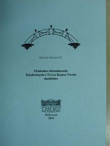 Barta Szilvia - Határtalan oktatáskutatás [antikvár]