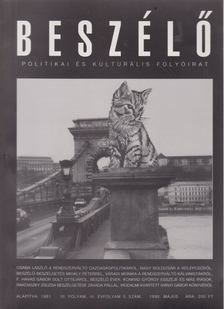 Kiss Ilona - Beszélő 1998. május 5. szám [antikvár]