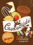 Csokoládé - szakácskönyv gyerekeknek - Francia konyha - Gyerekjáték! - 5 recept - részletes elkészítési útmutató