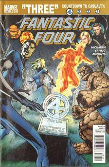 Hickman, Jonathan, Epting, Steve - Fantastic Four No. 583 [antikvár]