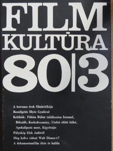 Bányai Gábor - Filmkultúra 1980. május-június [antikvár]